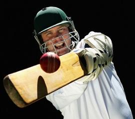 Il cricket è lo sport più diffuso in numerosi paesi dell'Asia: India e Pakistan in primis. In Italia è arrivato alla fine dell'800, ma è stato presto scalzato dal calcio
