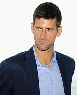 Novak Djokovic, a Milano per DJOKOlife