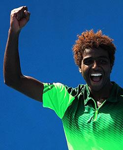 Elias Ymer si è qualificato all'Australian Open. Si allena col bresciano Gianluca Marchiori